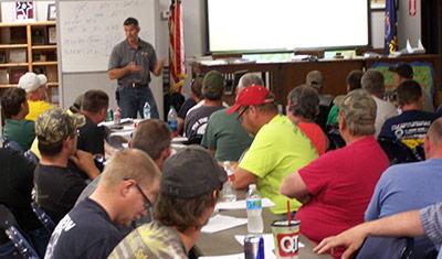 IBEW Training   Wichita, KS